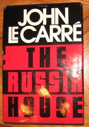 John Le Carre The Russia House hardcover book 1st ed