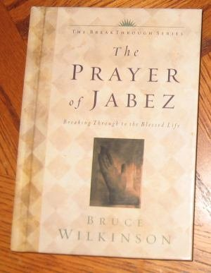 The Prayer of Jabez Breakthrough Series Wilkinson L NEW