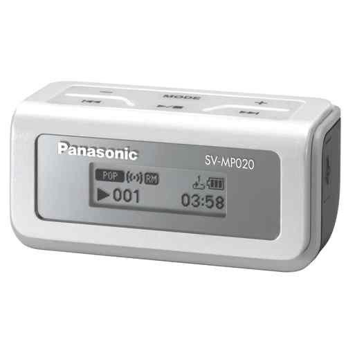Panasonic SV-MP020 2GB MP3 Player