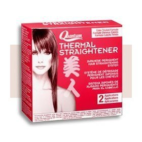 Quantum Thermal Straightener For Color Treated Hair