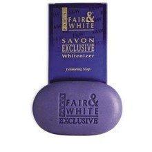 FAIR & WHITE EXCLUSIVE WHITENIZER EXFOLIATING SOAP