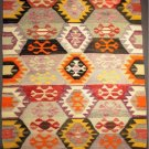 Old Tribal Nomad Made Kilim Taurus Mountains Anatolia