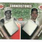 2002 Fleer Platinum Cornerstones Ted Kluszewski Sean Casey Cincinnati Reds #D /500