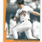 1999 Pacific Invincible Cal Ripken Jr. Baltimore Orioles Insert Card