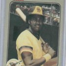 1983 Fleer Tony Gwynn Rookie Baseball Card San Diego Padres ROOKIE