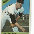 1966 Topps Jim Palmer ROOKIE Baltimore Orioles VG+++