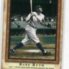 2010 Topps Babe Ruth History Of The Game HOTG10 New York Yankees
