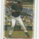 2007 Upper Deck Masterpieces Delmon Young Rookie Tampa Bay Rays