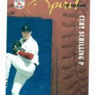 2005 Donruss Studio Spirit Of The Game Curt Schilling Boston  Red Sox #D 600/600 1/1?