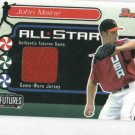 2004 Bowman All Star Futures John Maine Jersey Card Baltimore Orioles Rookie Mets