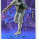 2006 Upper Deck Huston Street #D 857/1799 Oakland A's