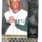 2007 Upper Deck SP Delmon Young Rookie Card Tampa Bay Rays