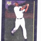 2008 Topps turkey Red Black Reggie Abercrombie Rookie Florida Marlins SP