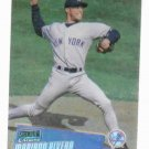 2000 Stadium Club Chrome Refractor Mariano Rivera New York Yankees Baseball Card