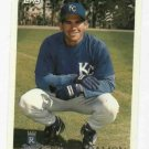 1996 Topps Johnny Damon Rookie Royals Detroit Tigers Rays