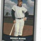 1988 Pacific Baseball Legends Roger Maris New York Yankees Baseball Card