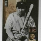 1996 Upper Deck Collectors Choice Babe Ruth New York Yankees First Class