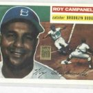 2000 Topps Roy Campanella Brooklyn Dodgers Baseball Card