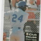 1992 Front Row Club House Series Ken Griffey Jr. PROMO Seattle Mariners Baseball Card Oddball