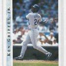 1992 Promark International Ken Griffey Jr. Baseball Card Seattle Mariners ODDBALL