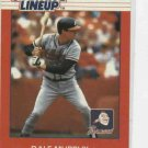 1988 Kenner Starting Lineup Dale Murphy Atlanta Braves Baseball Card