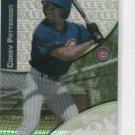 2000 Topps Tek Corey Patterson Chicago Cubs 37-12