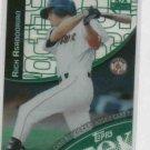 2000 Topps Tek Rick Asadoorian Boston Red Sox RARE #D / 2000 45-19