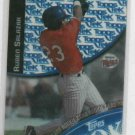 2000 Topps Tek Ruben Salazar Minnesota Twins Rookie #D /2000 41-20