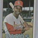 1967 Topps Lou Brock St. Louis Cardinals VG+++