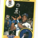 1991 Kenner Starting Lineup Bo Jackson Kansas City Royals Oddball