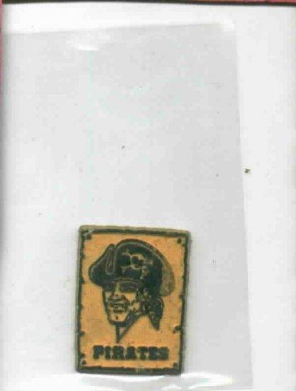 Vintage Pittsburgh Pirates Magnet