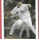 Jonathan Papelbon Boston Red Sox 4 X 6 Postcard