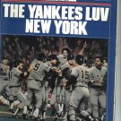 1979 New York Yankees Yearbook