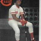 1985 Cincinnati Reds Scorebook Dave Parker Cover
