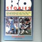1990 Sporting News Bo Stories Bo Jackson Kansas City Royals Raiders
