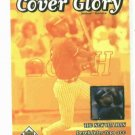 1999 Upper Deck Cover Glory Derek Jeter New York Yankees
