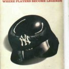 2007 New York Yankees Pocket Schedule