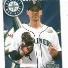 2010 Seattle Mariners Pocket Schedule Cliff Lee