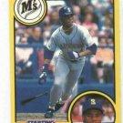 1991 Kenner Starting Lineup Ken Griffey Jr Seattle Mariners