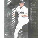 2003 Leaf Limited Josh Beckett #d / 999 Marlins Red Sox