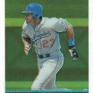 2001 Topps Gold Label Class 2 Eric Karros #D / 699 Los Angeles Dodgers