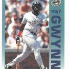 1992 Fleer Citgo 7-11 The Performer Collection Tony Gwynn Oddball San Diego Padres