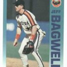 1992 Fleer Citgo 7-11 The Performer Collection Jeff Bagwell Oddball Houston Astros
