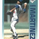 1992 Fleer Citgo 7-11 The Performer Collection Ramon Martinez Oddball Los Angeles Dodgers