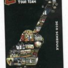 2010 Nashville Sounds Pocket Schedule
