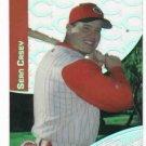 2000 Topps Tek Sean Casey Cincinnati Reds 35-5