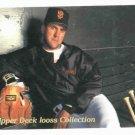 1992 Upper Deck Iooss Collection Will Clark San Francisco Giants