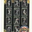 1993 Topps Black Gold Winner A Certified Winner Redemed Bonds Larkin Dawson Glavine