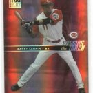 2004 Donruss Elite Passing The Torch Barry Larkin Cincinnati Reds #D /1000
