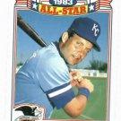 1984 topps 1983 All Star Game George Brett Kansas City Royals